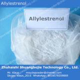 Polvo esteroide sintetizado Allylestrenol 432-60-0