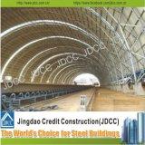 Bahnstation-Stadion-Theater-Abdeckung-Stahlkonstruktion-Gebäude