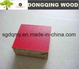 Carton 4X8 de panneau de particules de mélamine pour des meubles