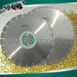 날카로움 화강암 다이아몬드 절단 잎 (SG049)
