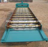 Изготовленный на заказ гальванизированный застекленный крен плитки формируя машину (XH860)