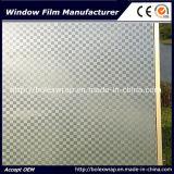 Pellicola decorativa 1.22m*50m della finestra di vetro 3D della pellicola della finestra della scintilla di modo