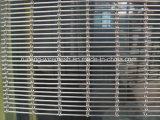 Сетка Cable&Rod нержавеющей стали ненесущей стены