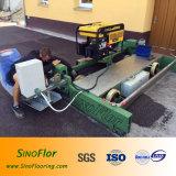 Rennend Spoor bedek Machine (met generator)