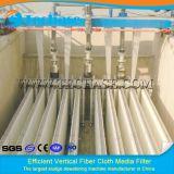 Матерчатый фильтр волокна Vertifical более лучший чем фильтр песка