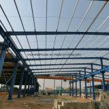 Coût de construction en acier galvanisé par structure principale