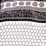 Tessuto viscoso stampato del rayon fatto da Manufacturer