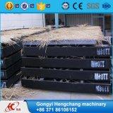 Hohe Leistungsfähigkeits-Bergwerksmaschine-Erschütterung-Tabellen-Goldtrennung, die Tabelle rüttelt