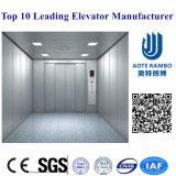 大きい容量のドイツの技術(H02)の安定した貨物エレベーター