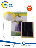 Lámpara de vector solar recargable de lectura del LED