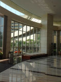 Ультравысокое Framed Glass Partition Walls для Hotel/Shopping Mall