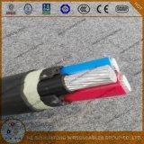 16mm2 de rode pvc Geïsoleerdek Kabel van het Koper