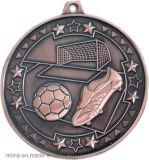 RibbonのカスタマイズされたMarathon Running Metal Enamel Medal