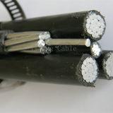 95mm2アルミニウム嚢のケーブル・サービスのドロップ・ケーブル