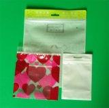 Sachet en plastique de mode de PE petit avec des sacs de blocage