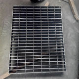 Standaard Zwarte Grating van de Staaf van het Staal van het Metaal