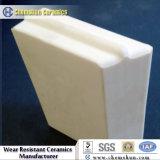 Tramoggia allineata di ceramica resistente dell'abrasione di industria