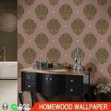 Papier peint pour la décoration à la maison (SO106704 106CM*10M)