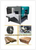 Machine multiple de scierie de bois de construction de découpage de Baldes d'utilisation de travail du bois