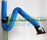 Bras de capot d'aspiration de fumée de soutien de ventilateur de vente directe d'usine, bras d'extraction de vapeur de Loobo pour l'atelier d'échappement de vapeur de soudure