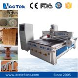Маршрутизатор CNC древесины 1325 для MDF, переклейки, дверей с DSP Akm1325