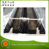 Tubos de la curva del acero de carbón del diámetro grande del tubo de la curva del acero inoxidable, tubo de la curva en U