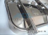 Boca elíptica sanitaria del acero inoxidable (ACE-RK-5D)