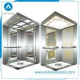 Cabina del elevador de la aguafuerte del espejo de Gloden para la elevación del pasajero (OS41)