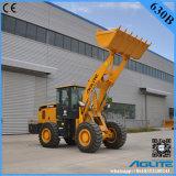 La Cina 3 prodotto della fabbrica del caricatore 630b della rotella della pala della parte anteriore di tonnellata direttamente