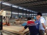 Router de madeira do CNC dos Worktables dobro para fazer a mobília do painel