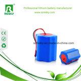 18650 2200mAh 60V Batterie-Satz für Luft-Rad
