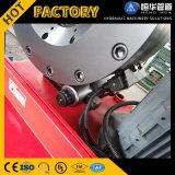 Máquina de friso da mangueira hidráulica de aço de alta pressão resistente da potência do Finn de Uniflex do Ce