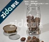 Botella de alimentación Cápsula Cuidado de la Salud de la botella pequeña de plástico Latas