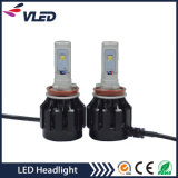 DC12-24V H8 40W 4400lm Auto super brillante LED Linterna