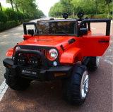 Paseo grande del jeep de la batería de los niños de la maqueta caliente en el coche