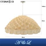 جديدة تصميم أسلوب حديثة خشبيّة رقاقة [بندنت لمب] مع سعر جيّدة