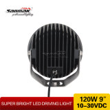 9inch 저희 Offroad (SM6062-120W)를 위한 크리 말 Headlight LED Driving Light