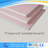 Gesso Board-Fireproof/Fireproof Gypsum Board/Gypsum Board 1220*2440*15mm