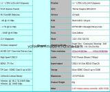 LCD überwachen Kamera-Hersteller China der WiFi Anschluss-Minute-360