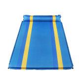 Tissu de tente de plongée auto-gonflable résistant à l'humidité Tapis de camping avec oreiller éponge
