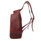 Concevoir sac à dos en cuir d'ordinateur portatif de sacs d'école le meilleur pour des filles