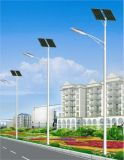Indicatore luminoso di via solare personalizzato del recupero di batteria 40W