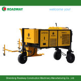 Pavimentadora de bordillo de carretera automática de hormigón