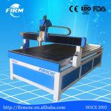 Machine en aluminium FM-1212 de commande numérique par ordinateur de découpage de travail du bois de Tableau