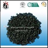 Carbón activado usado que recicla la máquina
