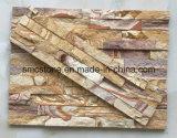 Steen van de Cultuur van de Muur van het Bouwmateriaal de Natuurlijke