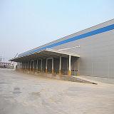 Leichte Stahlkonstruktion für Speicherlager