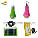 Lumière Emergency portative nécessaires légers solaires blancs purs extérieurs solaires blancs de lumières de mini à vendre