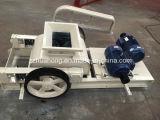 Triturador de rolo dobro, mini triturador de pedra, preço da máquina do triturador de pedra