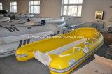 Liya 4.0m Fiberglass Hull Rib Fiberglass Boat da vendere